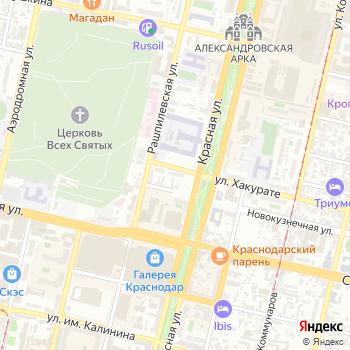 OPI center на Яндекс.Картах