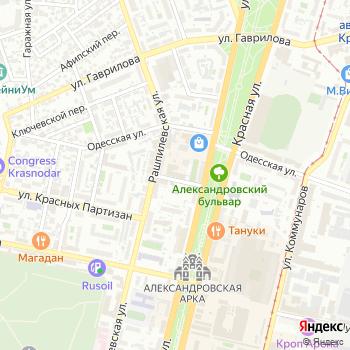 Абсолют на Яндекс.Картах