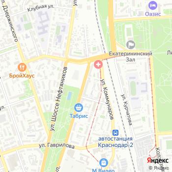 E & C стандарт на Яндекс.Картах