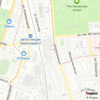 Конструктив на Яндекс.Картах