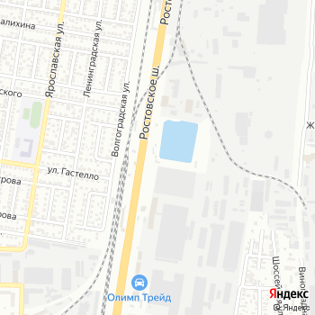 Акварос-Юг на Яндекс.Картах