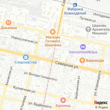Лада на Яндекс.Картах