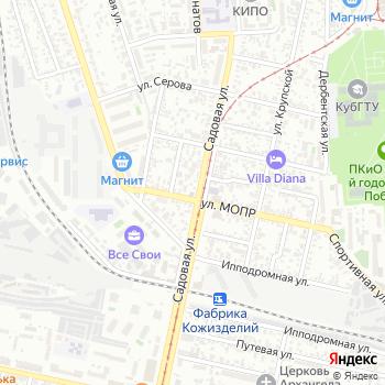 Здоровье нации на Яндекс.Картах
