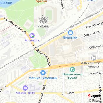 Универсальный рынок на Яндекс.Картах