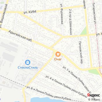 Рай-Спа на Яндекс.Картах