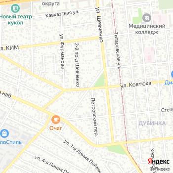Дубинские бани на Яндекс.Картах