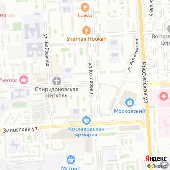Мастера подарков на Яндекс.Картах