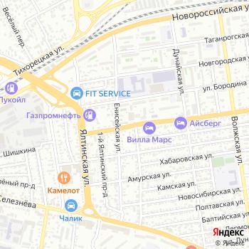 Парикмахерская на Яндекс.Картах