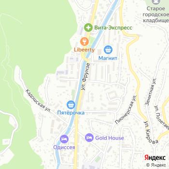 Авиценна на Яндекс.Картах