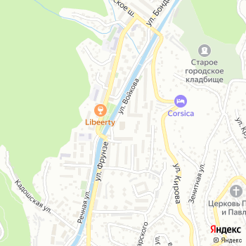 Туапсинский театр юного зрителя на Яндекс.Картах