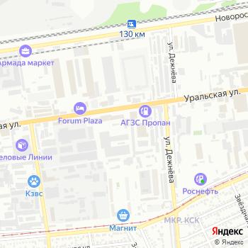РосТранс на Яндекс.Картах