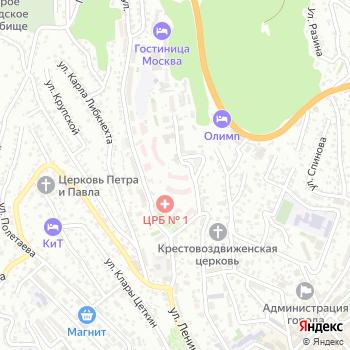 Родильный дом на Яндекс.Картах