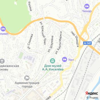Черноморская панорама на Яндекс.Картах
