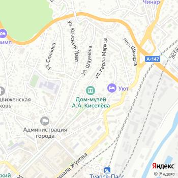 Дом-музей А.А. Киселева на Яндекс.Картах
