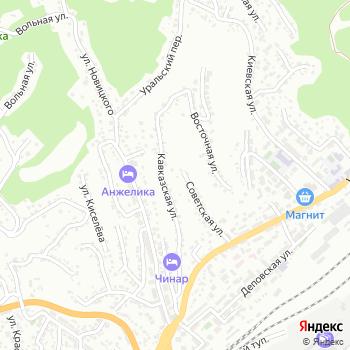 Администрация Георгиевского сельского поселения Туапсинского района на Яндекс.Картах