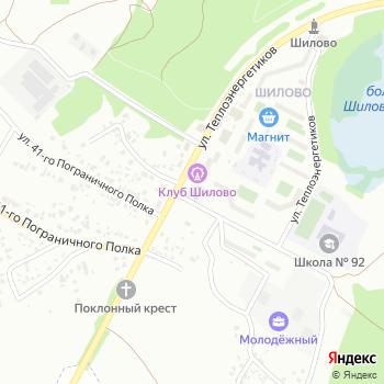 Территориальный отдел городского микрорайона Шилово на Яндекс.Картах