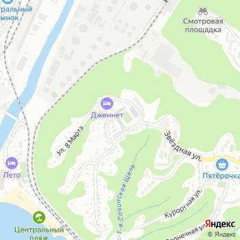 КубГТУ на Яндекс.Картах