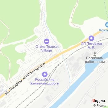 Сотрудничество на Яндекс.Картах