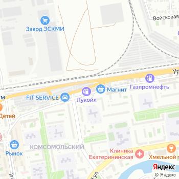 КенгуRu на Яндекс.Картах