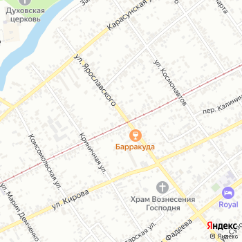 Панацея на Яндекс.Картах