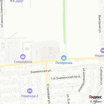 Кубаньстройколор на Яндекс.Картах