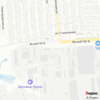 Воронежэнергоремонт на Яндекс.Картах