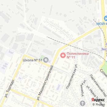 Росинка на Яндекс.Картах