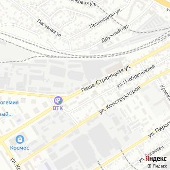 ТеплоДОМ на Яндекс.Картах