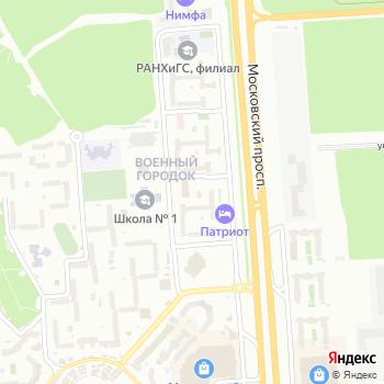Почта с индексом 394005 на Яндекс.Картах