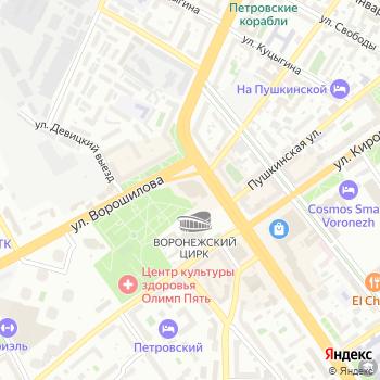 Островок здоровья на Яндекс.Картах