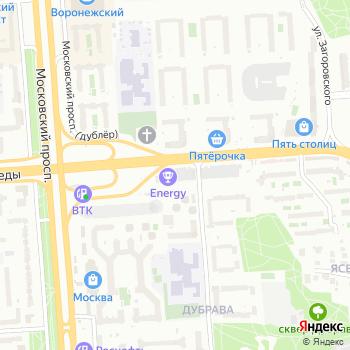 Мечты Алисы на Яндекс.Картах