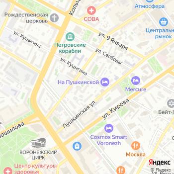 Аудит безопасности на Яндекс.Картах