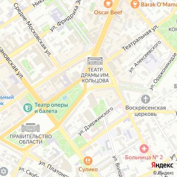 Почта с индексом 394073 на Яндекс.Картах
