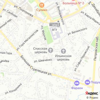 Спасский храм на Яндекс.Картах