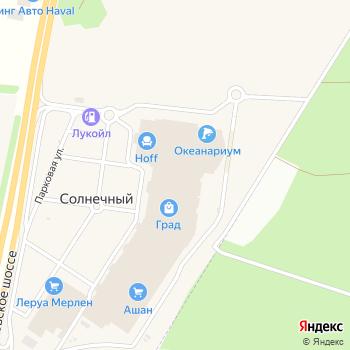 H & M на Яндекс.Картах