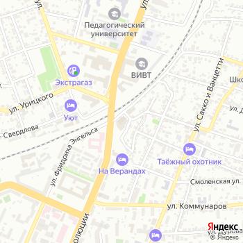 Центр Бизнеса на Яндекс.Картах