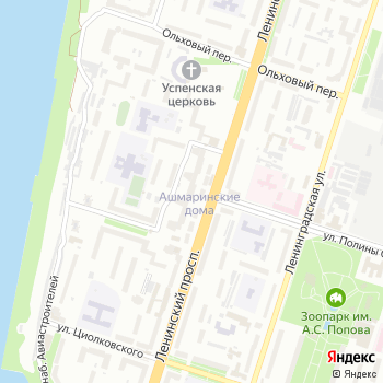 СантехСтиль на Яндекс.Картах