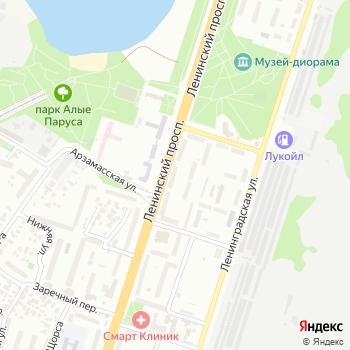 Почта с индексом 394033 на Яндекс.Картах