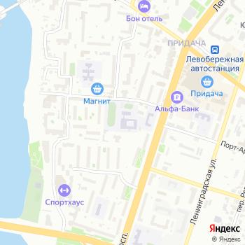 Лицей №6 на Яндекс.Картах