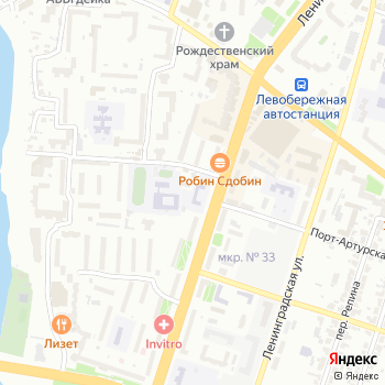 Средняя общеобразовательная школа №60 на Яндекс.Картах