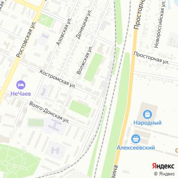 Почта с индексом 394008 на Яндекс.Картах