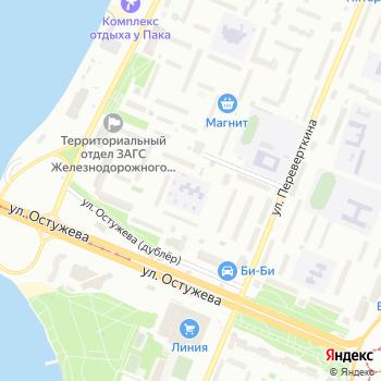 Лицей №3 на Яндекс.Картах