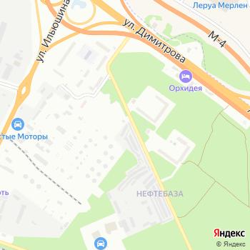 Нефтянник на Яндекс.Картах