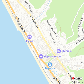 Либертас на Яндекс.Картах
