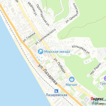 Главное бюро медико-социальной экспертизы по Краснодарскому краю на Яндекс.Картах