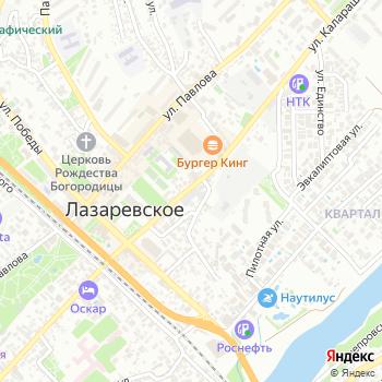 Лазаревский хлебозавод на Яндекс.Картах