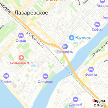 Автостолица на Яндекс.Картах