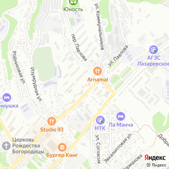 Лазаревские новости на Яндекс.Картах