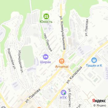 Почта с индексом 354217 на Яндекс.Картах