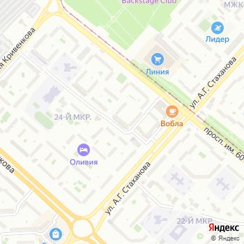 Планета Телеком на Яндекс.Картах